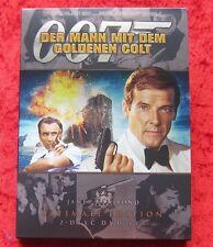 James Bond 007 Der Mann mit dem goldenen Colt, Ultimate Edition 2-Disc DVD Set