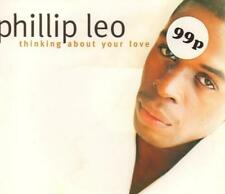 Phillip Leo(CD Single)Thinking About Your Love-New