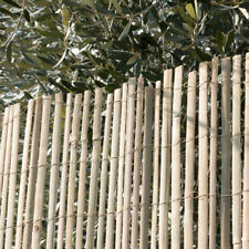 Arella mezza canna recinzione coperture divisori ombreggiante varie misure