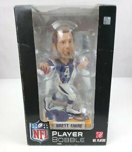 Collectible NFL Player Bobble Minnesota Vikings Brett Favre #04-QB 54 of 2,006