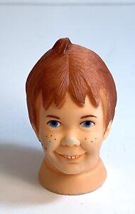 Vintage Howdy Doody Doll Head Plastic