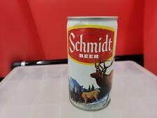 New listing Vintage Schmidt Steel Pull Tab Beer Can