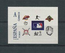 Spain privada-marca Sport spots béisbol Custom Stamp only 10 mnh!!! h1718