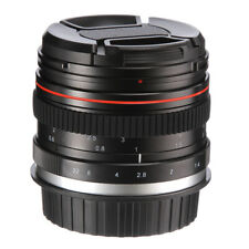 New 50mm f/1.4 Fixed Focus Manual Full-frame Lens for Sony NEX SLR DSLR CAMERA