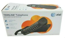 AT&T Trim Line Telephone with Caller ID & Call Waiting Model TR1909 Black New