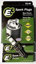 E3.46 E3 Premium Automotive Spark Plugs - 6 SPARK PLUGS