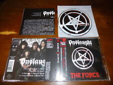 Onslaught / The Force JAPAN Rare!!!!!!!!!!!! *C