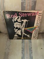 "Rod Stewart ""Absolutely Live"" Vinyl LP/Album 1982 Warner Brothers Records"