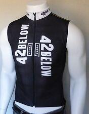 Cycling Vest, 42 Below Vodka, Barcardi, Mens S, Womens P