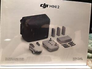 NEW! DJI Mavic Mini 2 - 4k Drone - FLY MORE COMBO - 2020 Model