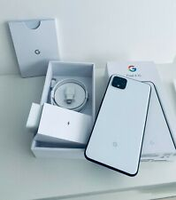 Google Pixel 4 XL | 64GB | Clearly White (Factory Unlocked)