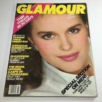 VTG Glamour Magazine: July 1982 - Jacki Adams Cover No Label/Newsstand