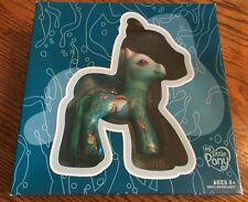 New MIP My Little Pony 2008 Art Pony Line Sea Life Ocean Underwater Rare Hasbro