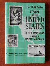 1958 Stamps of the United States: Us Possessions & British North America + extra