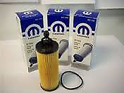 3 - Pack - Mopar Engine Oil Filter 68191349AC 2014-2018 Dodge Chrysler Jeep Ram