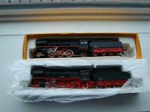 Berliner TT Bahnen Steam Locomotive #2110.
