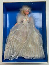 1994 Snow Princess Barbie Doll Enchanted Seasons Collection Limited Edition