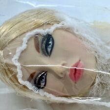 "FASHION ROYALTY POPPY PARKER MISS BEHAVE BUILD A DOLL HEAD 12"" NEW"