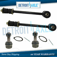 1985-1995 1996 1997 Ford F-350 4WD Front Sway Bar Links Upper Ball Joint Kit