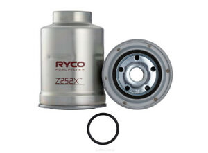 Ryco Fuel Filter Z252X fits Ford Courier 2.5 TD (PE), 2.5 TD (PG), 2.5 TD (PH...