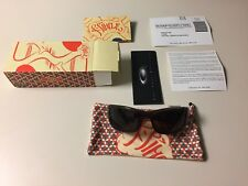 OAKLEY ROBERT PIMPLE HIJINX ARTIST EDITION BROWN SMOKE / BRONZE LENS SUNGLASSES