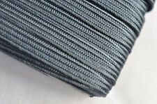 4mm Silk tsuka-ito, dark grey-blue