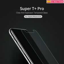 "Glass Tempered Nillkin Super T + pro "" iphone X/iphone XS "" Protector Screen"