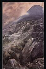 Mount Doom Alan Lee Lord of the Rings