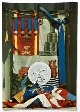 Cartolina XIII Raduno Nazionale Artiglieri D'Italia A Verona 1966 1° Centenario