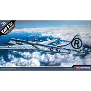 "ACADEMY 12528 B-29A ""Enola Gay"" & ""Bockscar"" 1:72 PLASTIC MODEL KIT"