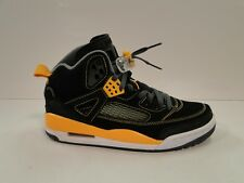 Nike Air Jordan Spizike 315371-030 Nero/Giallo Basket Da Uomo UK 6