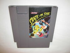 Skate or Die (Nintendo NES) Game Cartridge Very Nice!