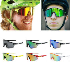 Anti-UV Outdoor Sunglasses Windproof Cycling Glasses Eyewear Mountain Bike