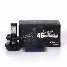 JDM ASTAR 1x 3000Lm 4S Motorcycle Bike H4 HB2 9003 Hi/Lo Beam LED Headlight Bulb