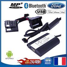 Boitier MP3 USB AUX Bluetooth Pour FORD C-Max, Fiesta, Focus ...PARTIR DE 2003