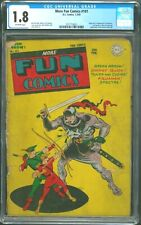More Fun Comics 101 - CCG 1.8 (First Appearance of Superboy)