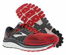 NEW Brooks Glycerin 13 Running Athletic Shoes Super DNA Black Red Men Size 9