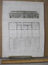 Vintage Print,PLANS FOR DOG HOUSE,Daniel,Rural Sports,1807