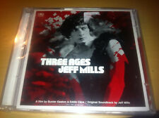 "Jeff Mills ""Three Ages"" CD and DVD SEALED"