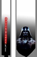 L@@K! Darth Vader Necktie - Yoda The Force Luke Skywalker Star Wars
