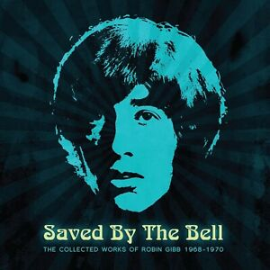 ROBIN GIBB (BEE GEES) - SAVED BY THE BELL - Digipack  (3 CD)  NUOVO E SIGILLATO