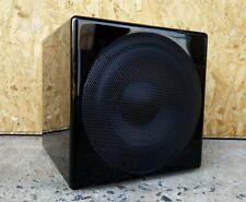 Teufel Design Heimkino SUBWOOFER MO M 300 SW a. Motiv 3 * incl. Verstärker 150W