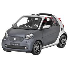 Smart Coche Modelo 1:18 Fortwo Cabrio A453 Titania Gris Mate B66960290