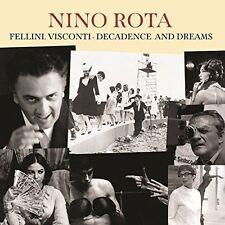 Fellini Visconti - Decadence and Dreams 5013929328433 CD