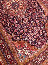 Wuderschöne Orientteppich  Josan-Malayer( 215 X 135 CM ) Perserteppich  Top