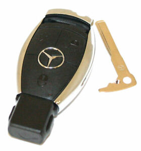 MAP Car Remote Shell (3 Button Smart Key) fits Mercedes KF368