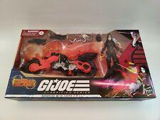 G.I. Joe Classified 13 Cobra Island Target Exclusive Baroness with Cobra C.O.I.L