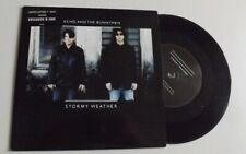 """Echo And The Bunnymen – Stormy Weather 7"""" Vinyl 2005"""