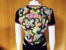 Kali Orea-Made In Italy-Tee Top-Size 10