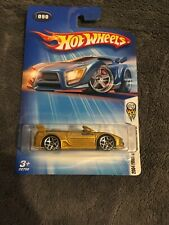 NEW Mitsubishi Eclipse Gold 2004 First Editions Hot Wheels 090 FACTORY SEALED